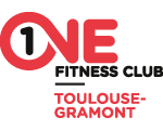 One Fitness Club – Toulouse Gramont Logo